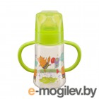 Happy Baby Baby Bottle 250ml Lime 10008