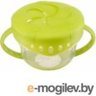 Happy Baby Comfy Plate Lime 15021