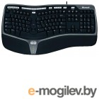 Microsoft Natural Ergonomic Keyboard 4000 Black USB