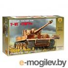 Zvezda Немецкий тяжелый танк Т-VI Тигр 3646