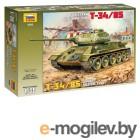 Zvezda Советский средний танк Т-34/85 3533