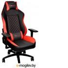 Кресло TteSports GT Comfort C500 (черный/красный) [GC-GTC-BRLFDL-01]