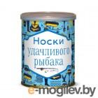 Canned Socks Носки удачливого рыбака Black 415195