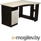 Мебель-Класс Престиж венге/ дуб шамони левый