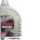 FUCHS TITAN SINTOPOID FE 75W85 (1L)_масло трансмис