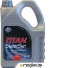 FUCHS TITAN Supersyn 5W40 (5L)_масло мотор.! ACEA