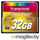 32 Gb TRANSCEND Compact Flash (TS32GCF1000) 1000X Retail