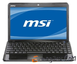MSI Wind U270-450XBY 11.6/E1-1200/2Gb/320Gb/HD6320M/Black