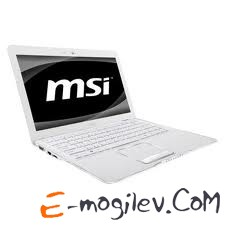 "MSI X-Slim X370-480XBY 13""/E2-1800/2Gb/320Gb/HD7340M/White"