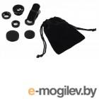 Комлект объективов Hama Uni черный для для планшетов и смартофонов (00044338)