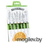 Растущий карандаш Прованские травы цветные 6шт RK-02-06-08