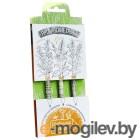 Растущий карандаш Прованские травы чернографитные 3шт RK-01-03-07