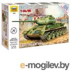 Zvezda Советский средний танк Т-34/85 5039