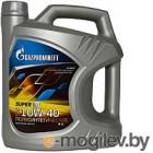 Моторное масло Gazpromneft Super 10W40 / 253142142 (4л)