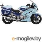 Масштабная модель мотоцикла Maisto Полиция / 32306