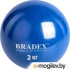 Медицинбол Bradex SF 0257 2кг