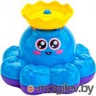 Игрушка для ванны Bradex Фонтан-осьминожка DE 0225 голубой