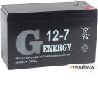 Аккумуляторная батарея для ИБП 12V 7Ah G-energy [12-7] F1
