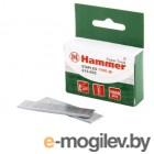 Гвозди для степлера Hammer Flex 215-002  16мм, сечение 1,25мм, T-образные (тип 48), 1000шт,