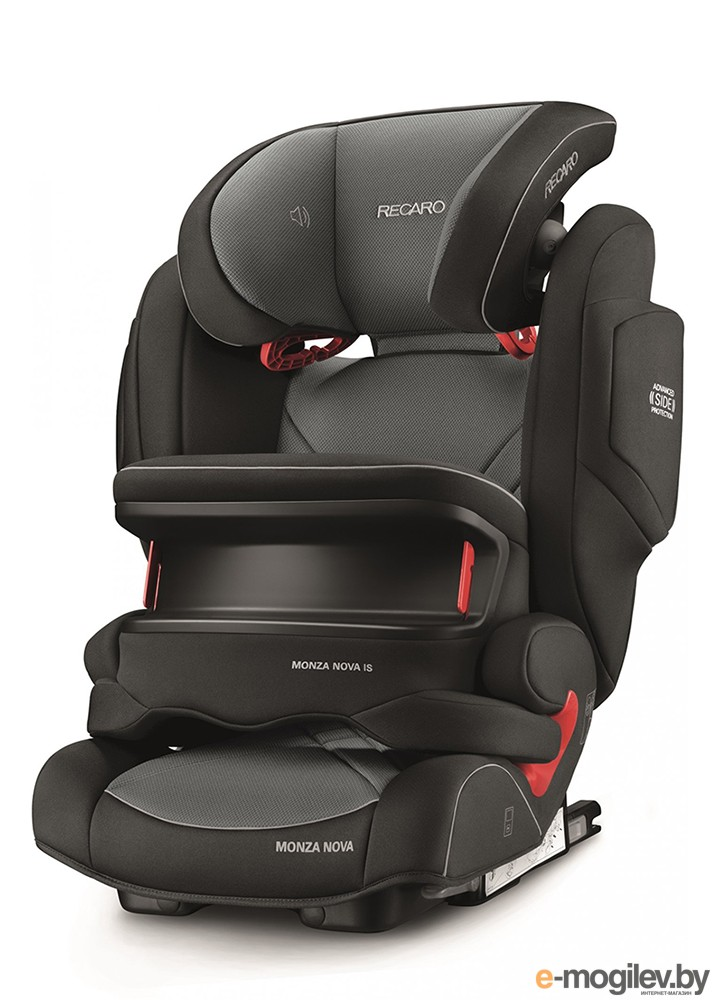 Recaro Monza Nova is Seatfix Carbon Black 6148.21502.66