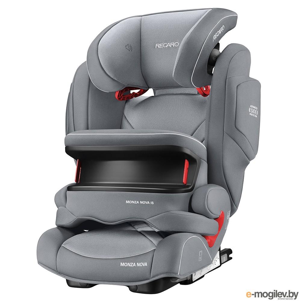 Recaro Monza Nova is Seatfix Alluminum Grey 6148.21503.66