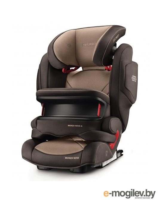 Recaro Monza Nova is Seatfix Dakar Send 6148.21506.66