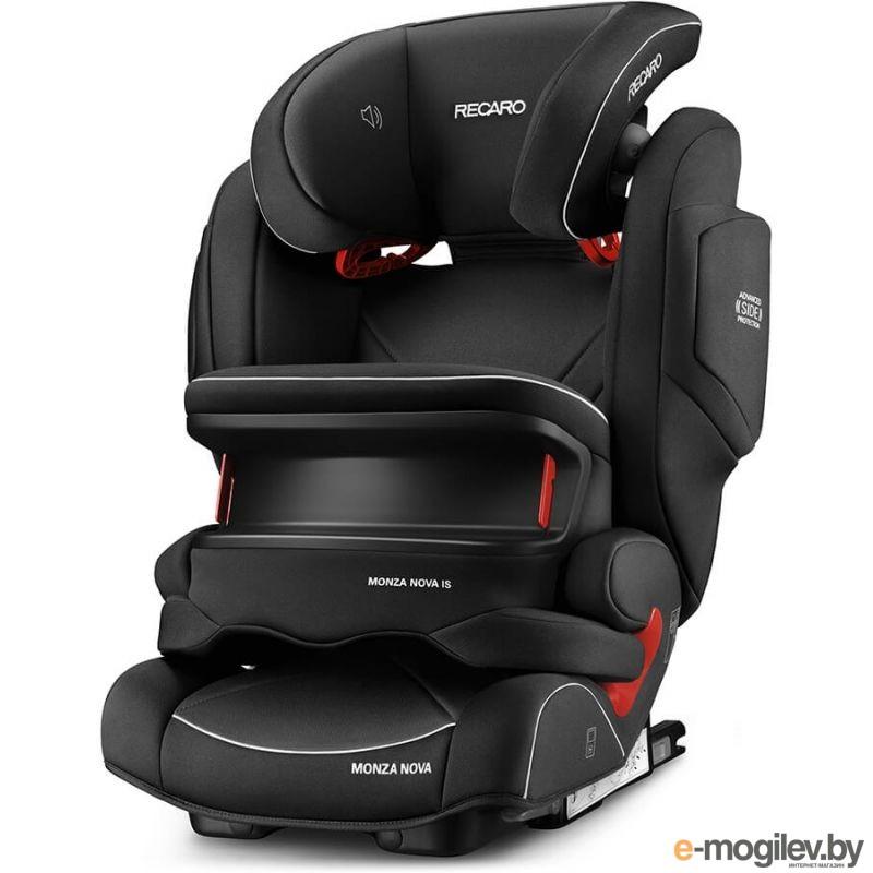 Recaro Monza Nova is Seatfix Perfomance Black 6148.21534.66