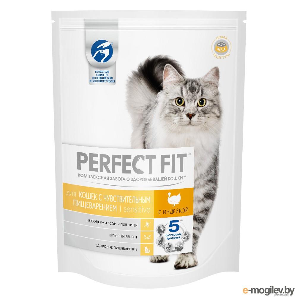Perfect Fit Индейка 190g 10162161 для чуствительных кошек