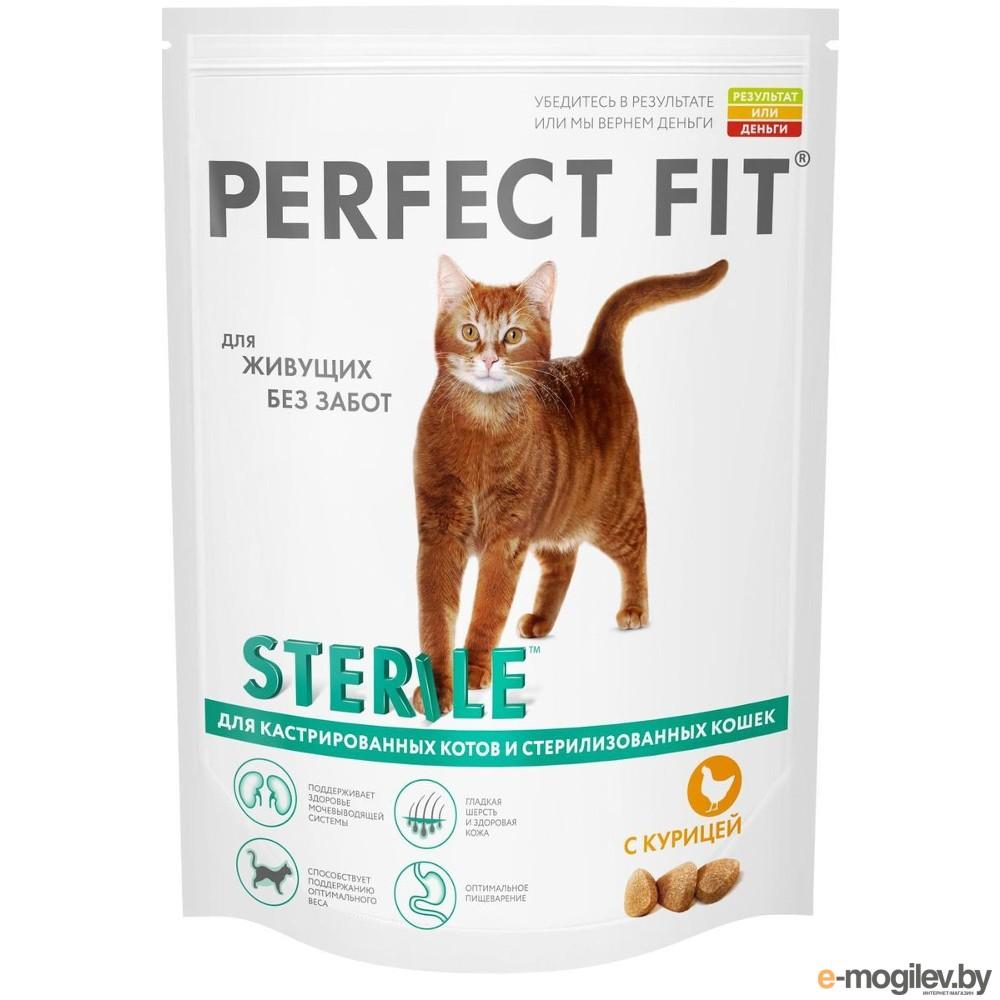 Perfect Fit 190g 10162165/10108262/10156023 для кастрированных котов и стерилизованных кошек