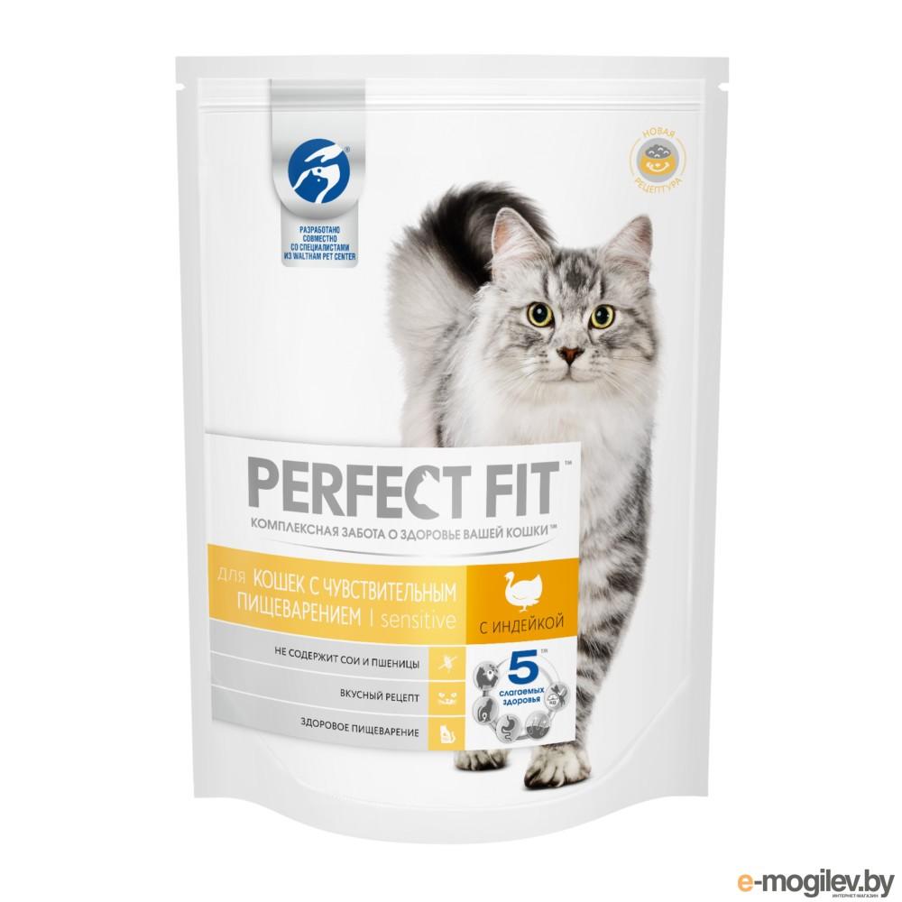 Perfect Fit Индейка 190g 10162163/10108253/10156019 для домашних кошек