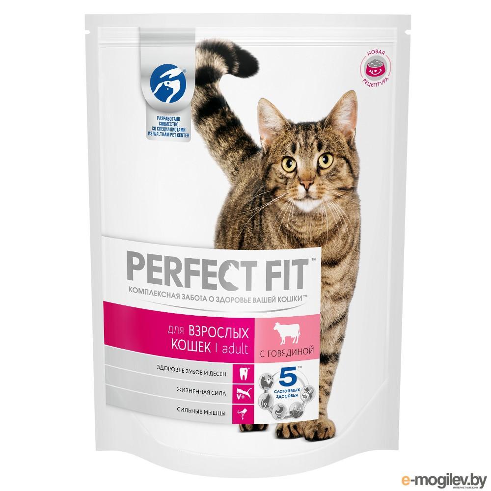 Perfect Fit Говядина 650g 10162225 для домашних кошек