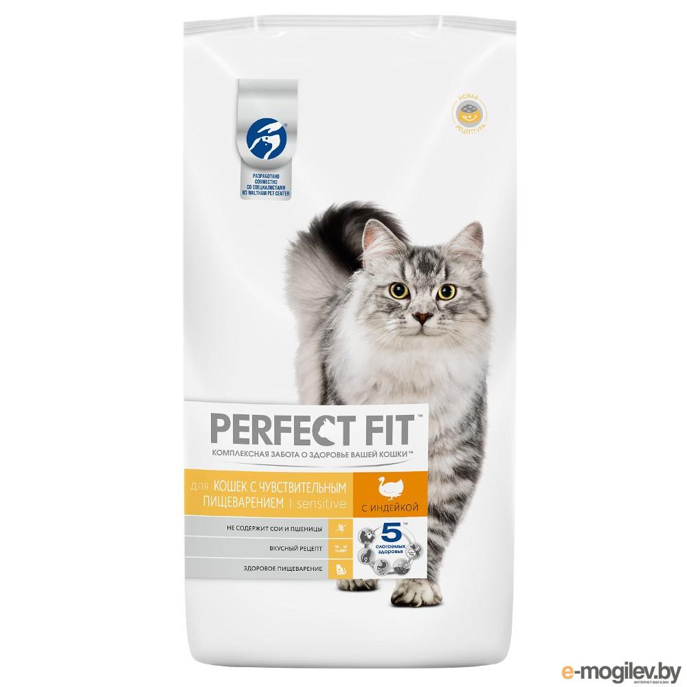 Perfect Fit Индейка 1.2kg 10162235 для чувствительных кошек