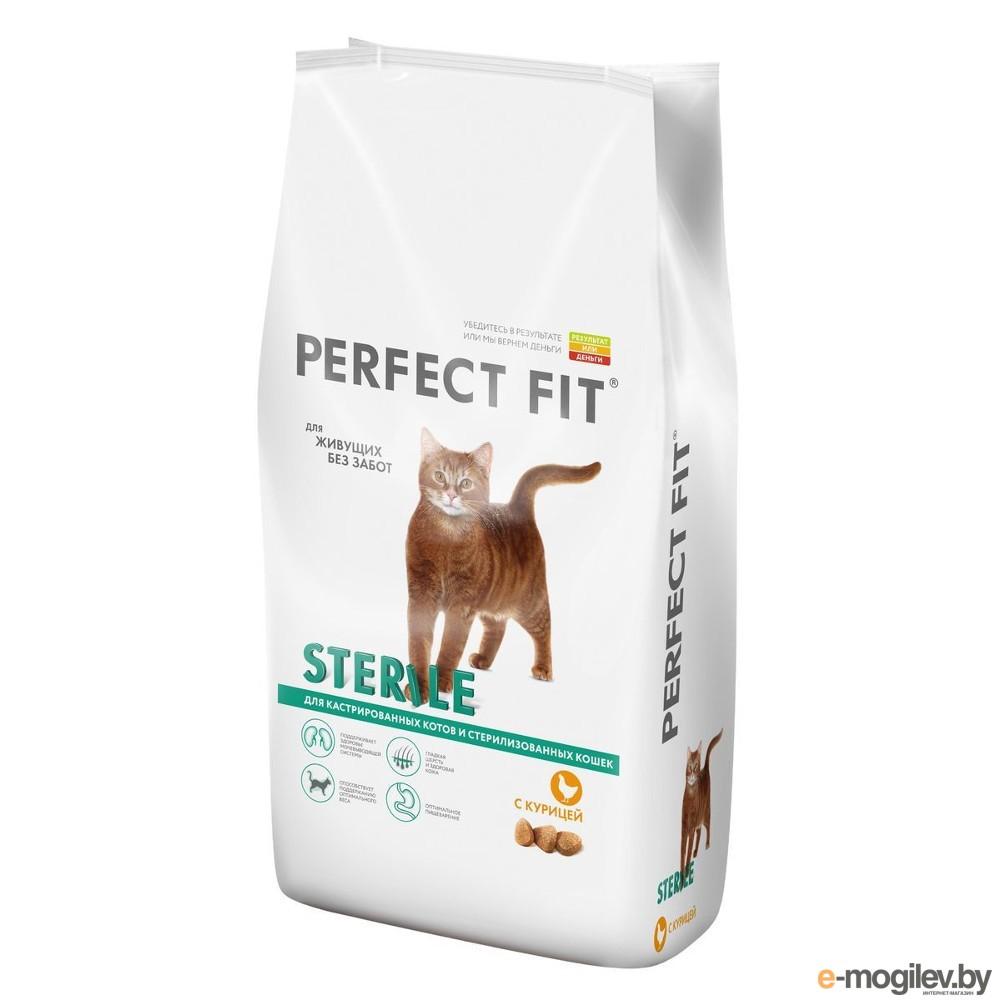 Perfect Fit Курица 3kg 10162239/10155260 для кастрированных котов и стерилизованных кошек