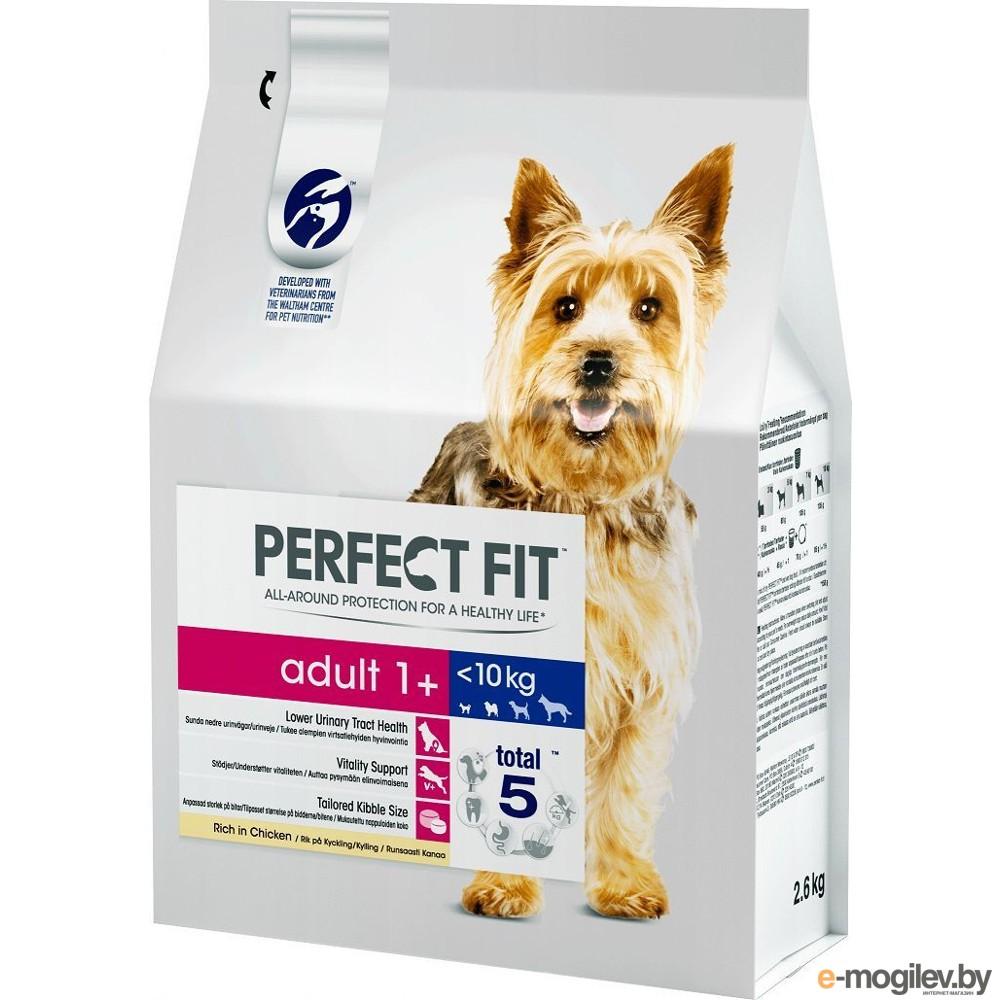 Perfect Fit Курица 2.6kg 10166108 для собак мелких и миниатюрных пород