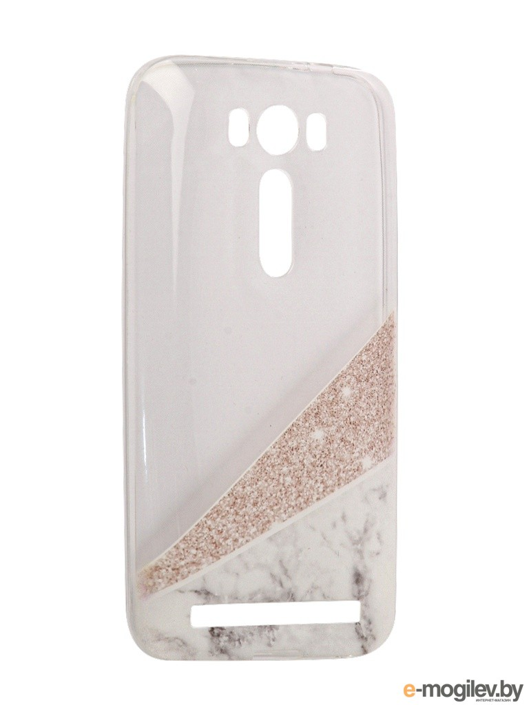 Чехол Asus ZenFone 2 ZE500KL Laser 5.0 With Love. Moscow Marble 5825