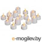 Koopman International Набор мерцающих LED-свечей 16шт XX8990050