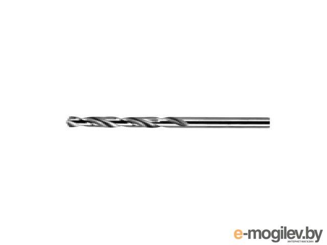 Сверло по металлу ц/х 6.5х63х101 мм Р6М5К5 Ш средн. серия (ГОСТ 10902-77)