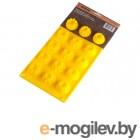 Форма для выпечки, силиконовая, прямоугольная на 15 элементов, 29 х 17 х 2 см, PERFECTO LINEA (для выпечки печенья)