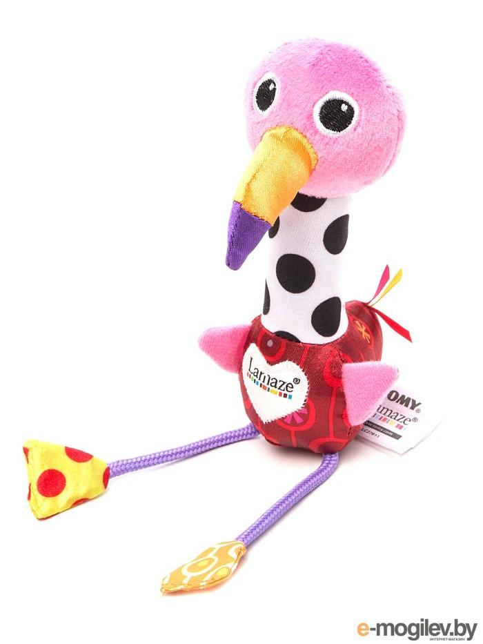 Tomy Lamaze Веселый розовый фламинго LC27611