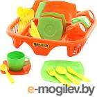 Набор игрушечной посуды Полесье Алиса на 4 персоны / 40725