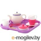 Набор игрушечной посуды Полесье Алиса на 2 персоны / 58959 13эл