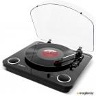 Проигрыватель виниловых пластинок iON MAX LP черный