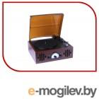 Проигрыватель виниловых пластинок iON TRIO LP с радио