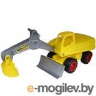 Детская игрушка Полесье Мега-экскаватор колесный / 38050