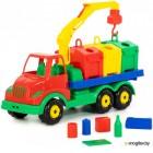 Детская игрушка Полесье Контейнеровоз Муромец / 44082