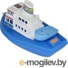 Корабль игрушечный Полесье Чайка / 36964