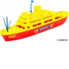 Корабль игрушечный Полесье Трансатлантик / 56382