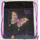 Silwerhof 840486 Бабочка 35x43см 1 отдел. б/карм. светоотраж.эл. нейлон