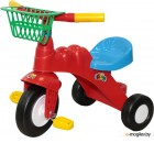 Детский велосипед Полесье Малыш с корзинкой / 46192