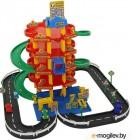 Детский паркинг Полесье 5-уровневый с дорогой и автомобилями / 38104